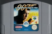 Scan of cartridge of 007 : Le Monde ne Suffit pas
