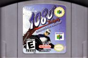 Scan of cartridge of 1080 Snowboarding - Players' Choice