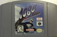 Scan of cartridge of 1080 Snowboarding - Not For Resale