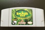 Scan of cartridge of A Bug's Life - vida de inseto