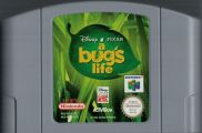 Scan of cartridge of A Bug's Life