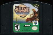 Scan of cartridge of Aidyn Chronicles: The First Mage