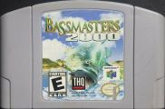 Scan of cartridge of Bass Masters 2000