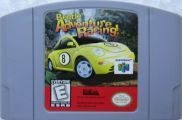 Scan of cartridge of Beetle Adventure Racing