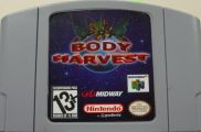 Scan of cartridge of Body Harvest