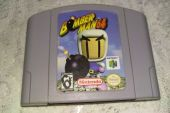 Scan of cartridge of Bomberman 64