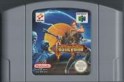 Scan of cartridge of Castlevania