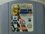 Scan of cartridge of Copa Do Mundo 98