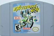 Scan de la cartouche de Excitebike 64 - Not For Resale