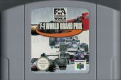 Scan of cartridge of F-1 World Grand Prix