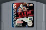 Scan of cartridge of G.A.S.P!!: Fighter's NEXTream