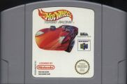 Scan of cartridge of Hot Wheels Turbo Racing