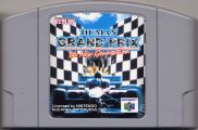 Scan of cartridge of Human Grand Prix: New Generation