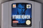 Scan of cartridge of Hybrid Heaven