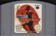 Scan of cartridge of International Track & Field: Summer Games