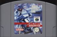 Scan of cartridge of Jeremy McGrath Supercross 2000