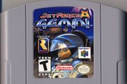 Scan of cartridge of Jet Force Gemini