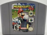 Scan of cartridge of Mario Kart 64