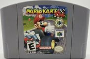 Scan of cartridge of Mario Kart 64 - Players' Choice (V 1.1 (A))