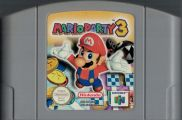 Scan of cartridge of Mario Party 3