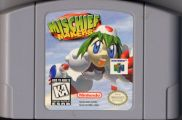 Scan of cartridge of Mischief Makers