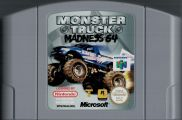 Scan of cartridge of Monster Truck Madness 64