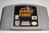 Scan of cartridge of NBA Hangtime