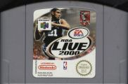 Scan of cartridge of NBA Live 2000