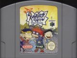 Scan of cartridge of Rugrats in Paris