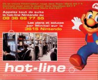 Scan from folder Catalogue Nintendo 1998, page 50