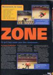 Scan of the walkthrough of WWF War Zone published in the magazine X64 HS03, page 2