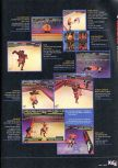 Scan of the walkthrough of WWF War Zone published in the magazine X64 HS03, page 6