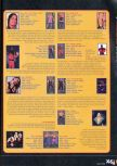 Scan of the walkthrough of WWF War Zone published in the magazine X64 HS03, page 8