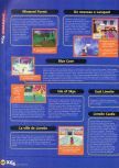 Scan of the walkthrough of Holy Magic Century published in the magazine X64 HS3