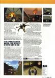 Scan of the review of Star Wars: Rogue Squadron published in the magazine Arcade 04