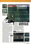 Scan of the review of FIFA 99 published in the magazine Arcade 05