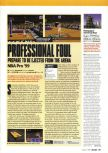 Scan of the review of Rampage 2: Universal Tour published in the magazine Arcade 09