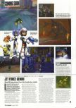 Scan of the preview of Jet Force Gemini published in the magazine Arcade 09