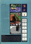 Scan of the review of Super Mario 64 published in the magazine Hyper 41