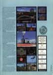 Scan of the review of Pilotwings 64 published in the magazine Hyper 41
