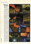 Scan of the preview of Doom 64 published in the magazine Hyper 42