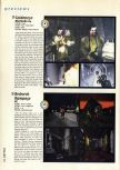 Scan of the preview of Goldeneye 007 published in the magazine Hyper 42