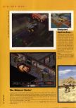 Scan of the preview of Blast Corps published in the magazine Hyper 46