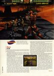 Scan of the preview of Mace: The Dark Age published in the magazine Hyper 46