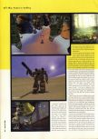 Scan of the article E3 1997 published in the magazine Hyper 47, page 3