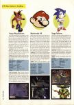 Scan of the article E3 1997 published in the magazine Hyper 47, page 5