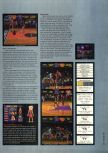 Scan of the review of NBA Hangtime published in the magazine Hyper 48, page 2