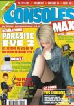 Cover scan of magazine Consoles Max  13