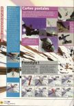 Scan of the review of 1080 Snowboarding published in the magazine X64 05