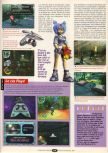 Scan of the review of Jet Force Gemini published in the magazine Player One 102